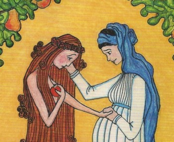 Among Women 171: The Joy of the Incarnation