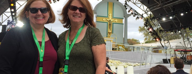 Among Women 193: A special edition AKA the MINI recap of the #PopeInPhilly
